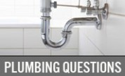 Plumbing Questions